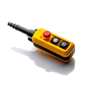 Kaseta sterownicza NPA CP TER sterowanie bezpośrednie 3 przyciski