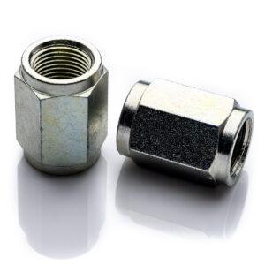 Mufa 38 stalowa hydrauliczna gwint wewnętrzny ciśnieniowa sześciokąt