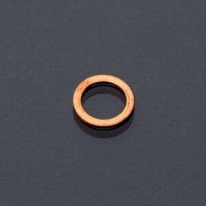 Podkładka miedziana 11x16x1 mm uszczelka miedź DIN7603
