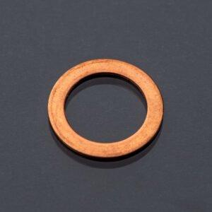 Podkładka miedziana 14x20x2mm uszczelka miedź DIN7603