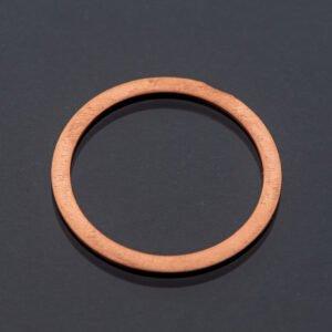 Podkładka miedziana 30x38x1 mm uszczelka miedź DIN7603