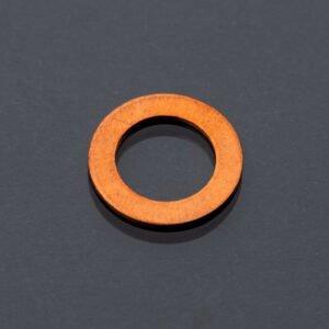 Podkładka miedziana 3,5x6,3x1mm uszczelka miedź DIN7603