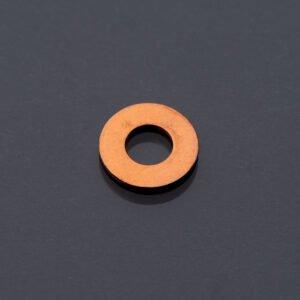Podkładka miedziana 5,3x9x1 mm uszczelka miedź DIN7603