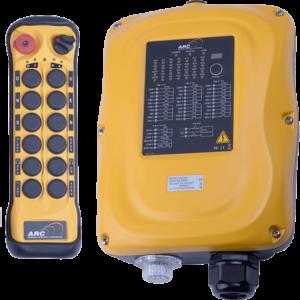 Sterowanie radiowe zdalne Flex EX2 12 zdalne bezprzewodowe dźwigu suwnicy