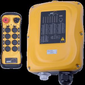 Sterowanie radiowe zdalne Flex EX2 8 zdalne bezprzewodowe dźwigu suwnicy
